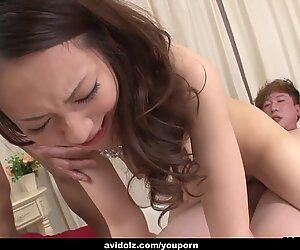 Japanese gal, Yuna Ozawa had wild group sex, uncensored