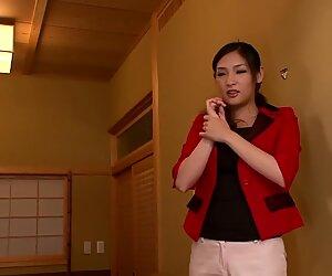 Shizuka Kanno, Rina Fukada in asian lesbians Get mischievous, HD