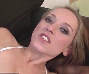 Internal Cumshot White Pussy Big Black Cock Hardcore