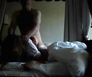 One clip of GF With bull in hotel