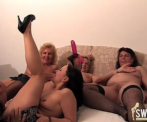One men four german bitches