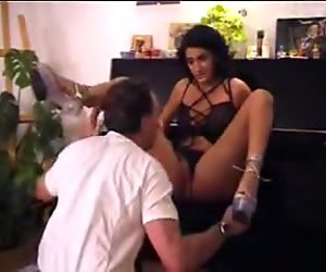 Music Lessons - Pretty Brunette Gets Fucked By Her Piano Teacher