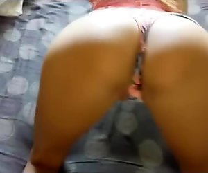 Fucking The Epic Ass Of A NYC College Student