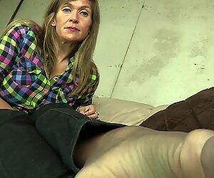 La Creme's ebony nylon soles - HFW