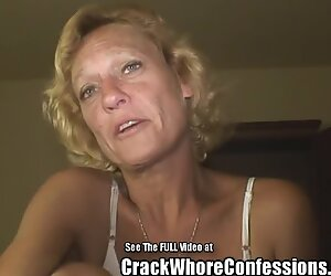 rough super-bitch Milfy dame Sucks On My Weiner