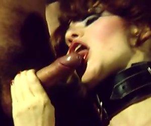 Redhead Mistress Dungeon