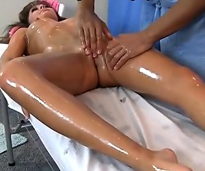masseur fucked young girl
