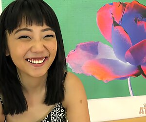Toy In Asian Pussy - Miko Dai