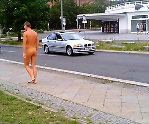 public nudity in daylight