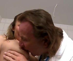 Honey Gets A Medical Checkup