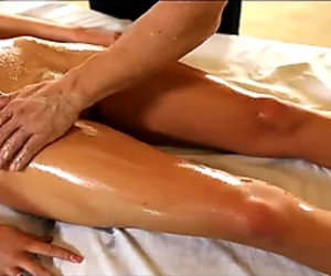 Passion-HD Sensual massage makes girl horny