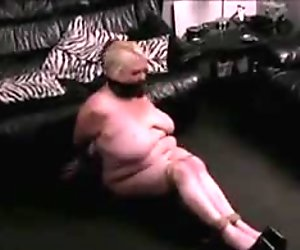 bound naked