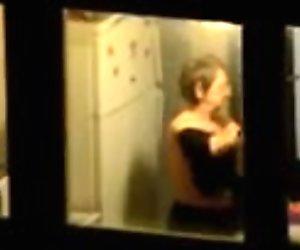 SpyCams Caught Rus Voyeur Window