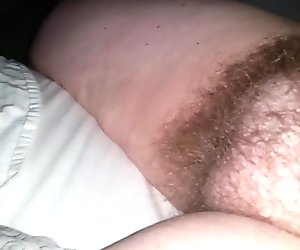 wifes big fat chubby hairy pussy in the morning