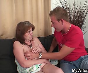 older mother in law taboo fuck-fest