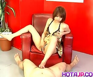Reimi Fujikura gets her shaved puss puss - More at hotajp.com