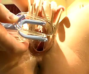 Tied up whore Jynx Maze moans in pain and with pleasure