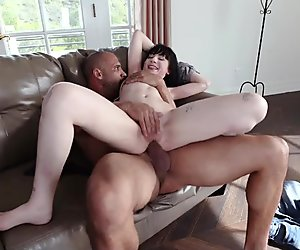 PunishTeens - Cute Goth Girl Fucked In Ass