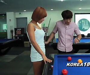 KOREA1818.COM - slutty korean milf DOWN TO pummel