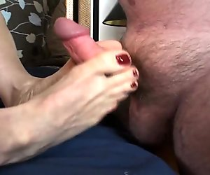 Foot Job Fun