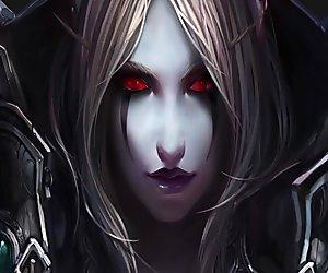 The evil demons