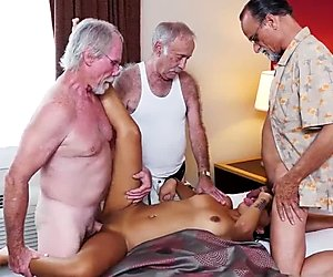 Teen fucks old nick Then Duke took over and