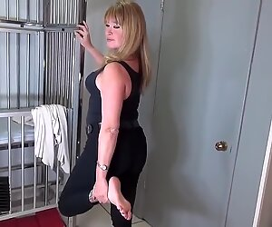 Sexy babička nohy ...