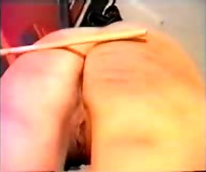 Wild Africa Caning - First Time Offender 2