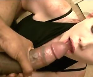 Holly BJ Quickie - Part 2