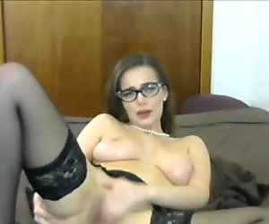 Fingering My Pussy On Cam