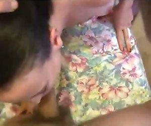 Skinny Hot Mom Headjob & Shagged from Back POV. Queen Sylvia Chrystall .