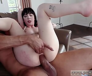 He ass-fuck nails her with no mercy