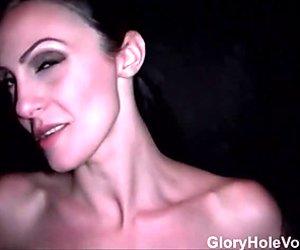 Samantha Jaymes Return Glroyhole Visit