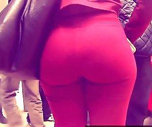 Nice Ass In Sweatpants