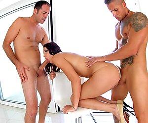 Felicia Kiss deep anal hardcore gonzo scene by Ass Tra