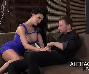Aletta Ocean - 3some - alettAOceanLive