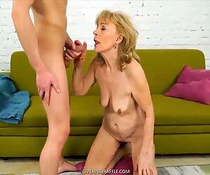 Granny cumshots compilation 2