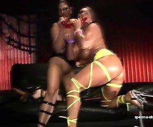 Gangbang Sensation  - Sexy Susi & Mariska - P1