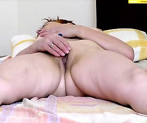 Wife masturbating, orgasm, fucking, cumshot, hidden cam
