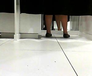 UPSKIRT 10 - Gordiputa   Voyeur - CDMX