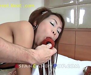 Thajky dívka cherry anální sex