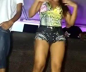 Gostosas Dancando de Suplex PT02