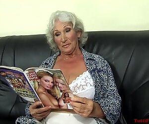 Naughty dollar grandmother pornography throwing