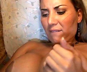 6 Hot Latina Lesbians Fuck in Hot Tub