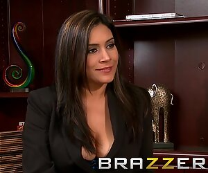 Brazzers - Charley Chase & Raylene & Ramon - Threesome Therapy