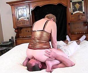 grandmother ass-smothering